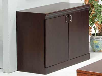 主管桌柜-座后木柜-御禾办公家具桌椅屏风量贩网(本未